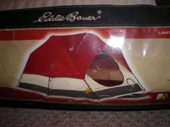 70 Eddie Bauer Family Dome Camping Tent 6 Person Nw