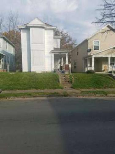716 Siebert Street Columbus, Three BR One BA home. Needs work.