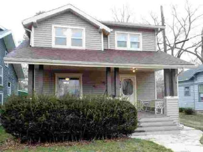 724 N Hill Street South Bend Three BR, In home sale 12/14 and