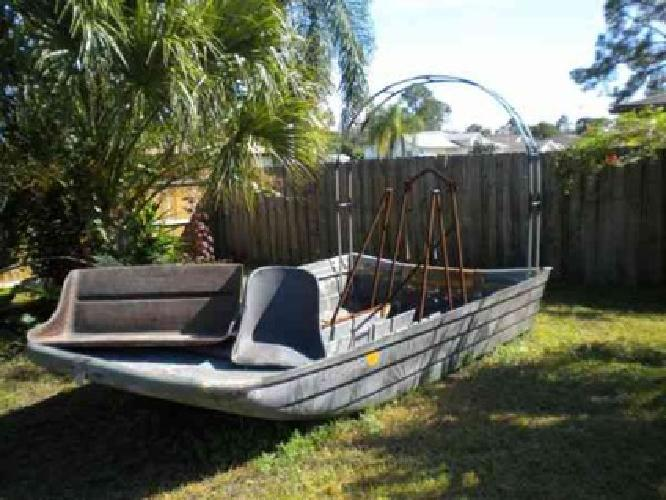 Airboat Hull For Sale In Fl