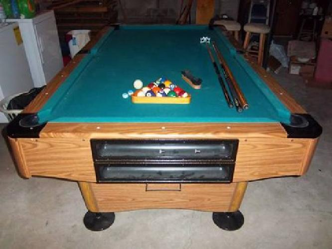 750 7 1 2 ft slate pool table or partial trade for sale for 12 foot snooker table for sale