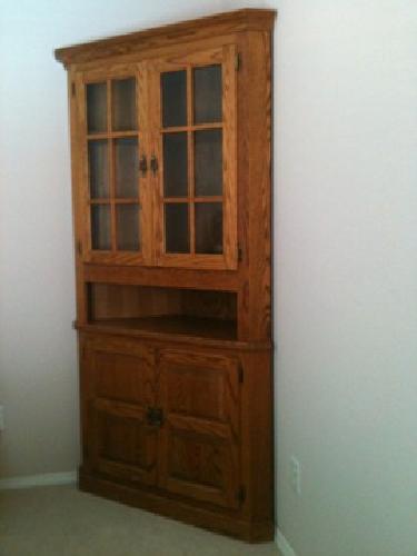 750 Amish Corner Hutch For Sale In Bentonville Arkansas