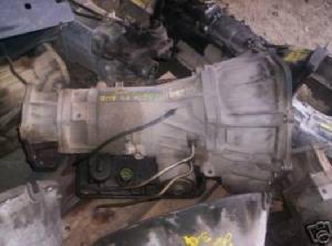 750 Auto Transmission 95 Chevrolet S10 Blazer Gmc Jimmy