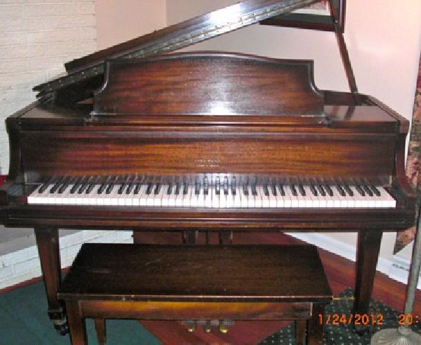 750 Baby Grand Piano Cable Nelson For Sale In Gates