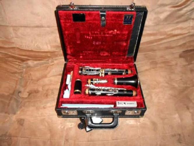 $750 Yamaha Hardwood Clarinet (Moscow)