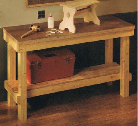 75 24 Quot X 60 Quot New Work Bench W Oak Hardwood Top For Sale