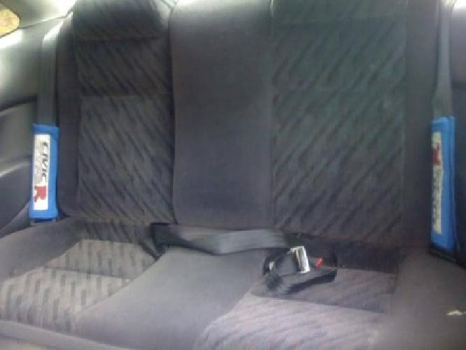 75 96 97 98 99 00 honda civic si em1 rear seats ek coupe. Black Bedroom Furniture Sets. Home Design Ideas