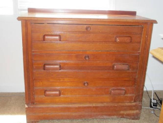$75 Antique Dresser
