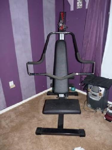 gravity exercise machine