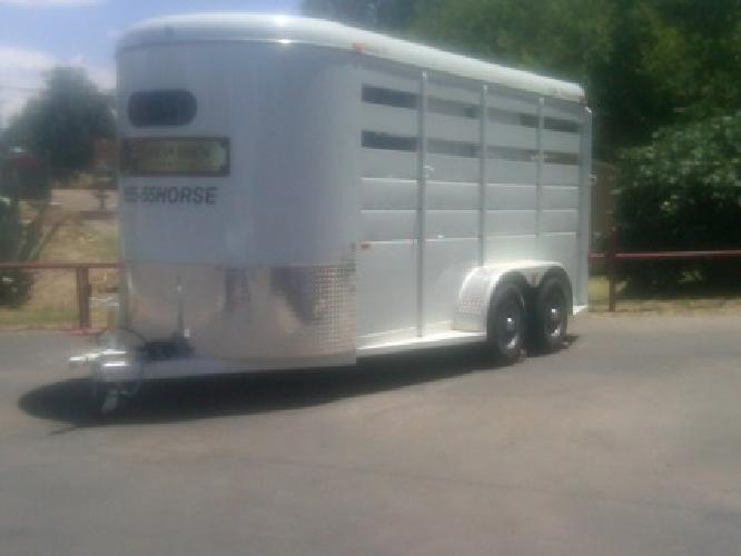 $75 Horse Trailer Rental Tularosa, NM