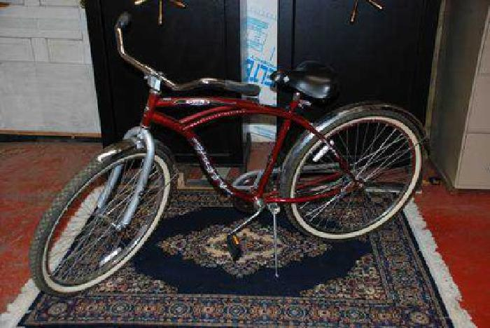 Beach Cruiser Bikes Virginia Beach model cruiser no gears