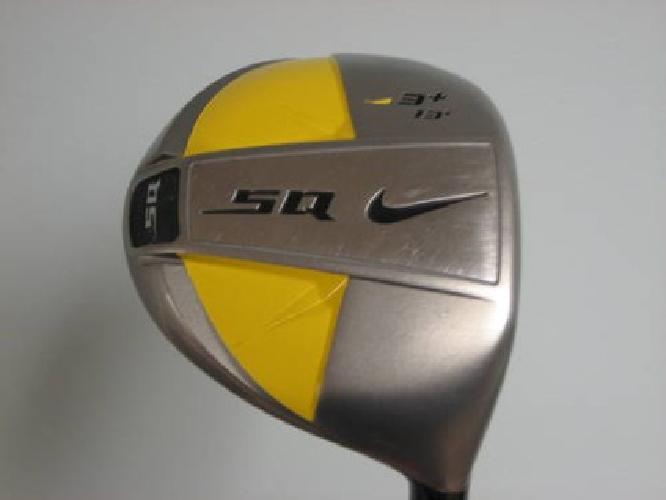 75 Nike Sq2 3 Fairway Wood Golf Club For Sale In Downers