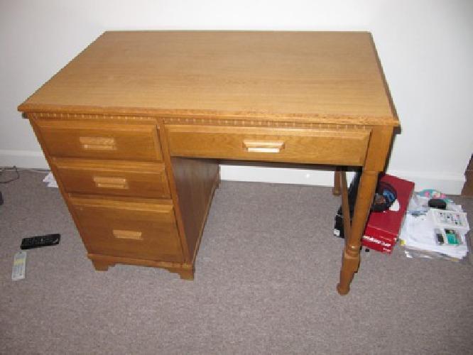 $75 OBO Solid Pine Desk