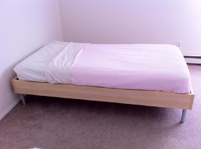 75 Obo Twin Bed Ikea