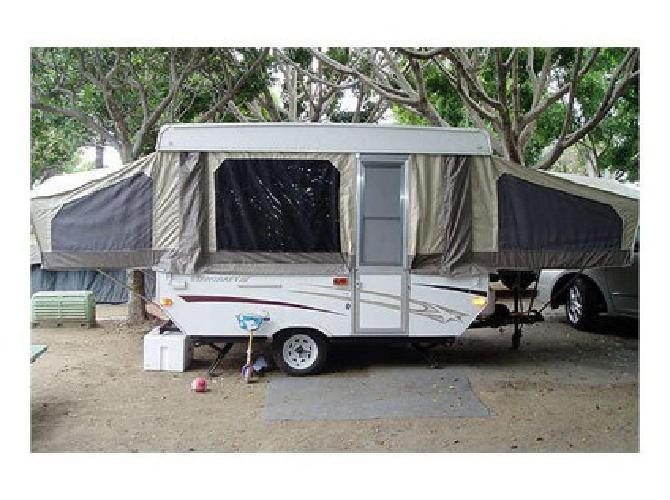 List of Pop up camping trailers for sale - Camper Finds