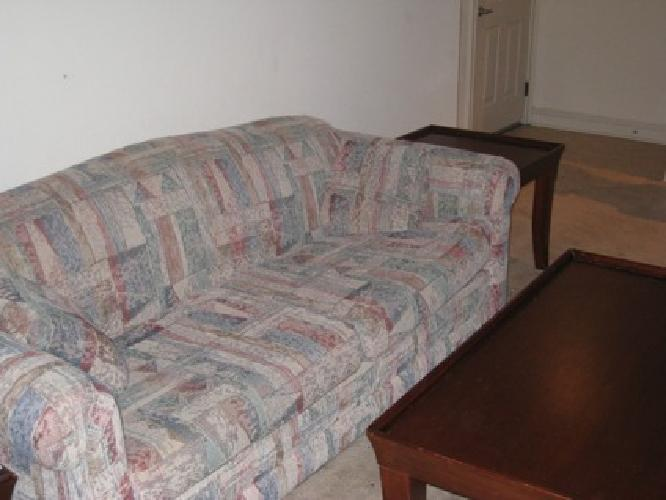 75 Used Living Room Set Sofa Cofee Table For Sale In