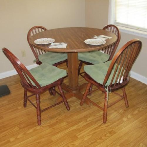 $75 Wooden Dining Table -