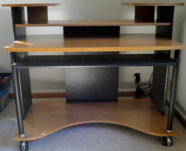 $75 Z Line Designs Eclipse Workstation puter Desk for