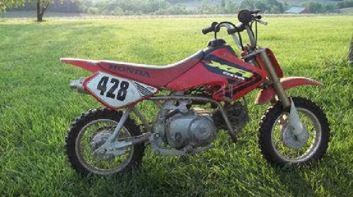 $775 2002 Honda XR 50