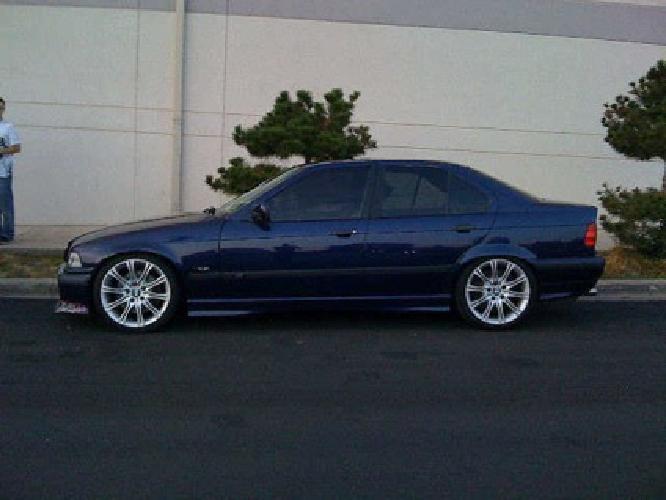 775 Bmw Rare 18 Quot Zhp Style 135 Wheels Rims Tires Set