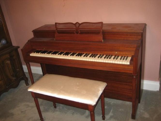 Piano upright shoninger