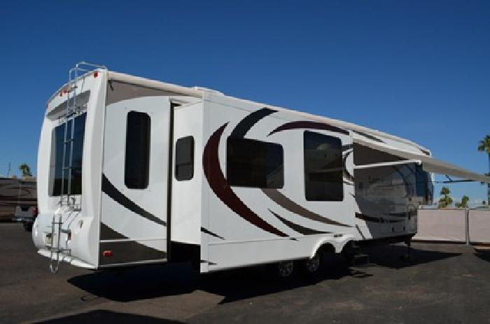 77 900 Obo 2012 Top Of The Line Heartland San Antonio Model For Sale In Mesa Arizona