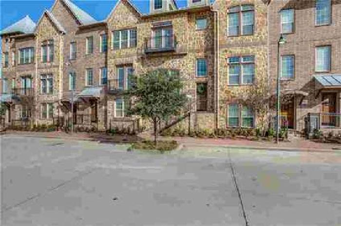 7916 Bishop Road Plano Two BR, Luxury Townhouse in the center