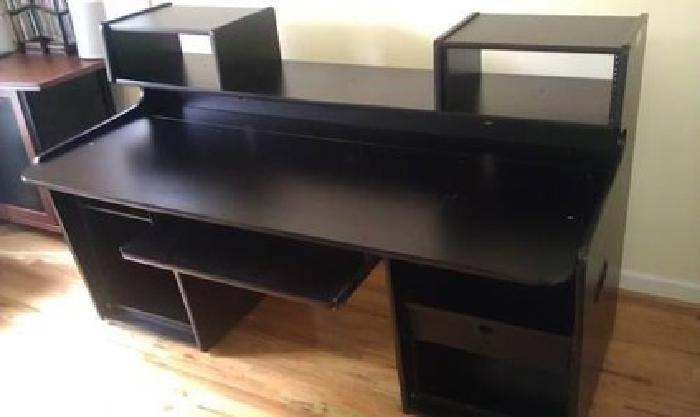795 Omnirax Prostation Workstation Desk Console For Sale In Bronx