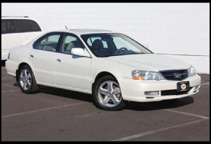 Acura 2003 on 0002003 Acura Tl 3 2 Type S In Huntington Beach  California For