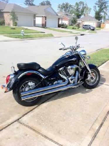 $7,000 2006 Kawasaki Vulcan Classic, 2053cc, 6000 miles