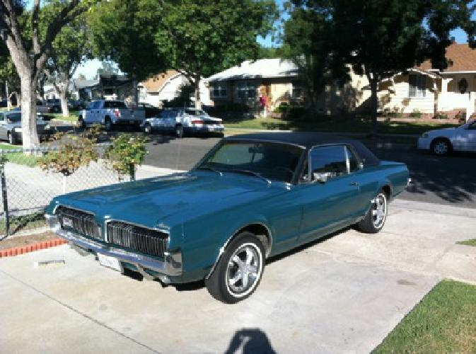 $7,000 OBO 1967 Mercury Cougar XR7