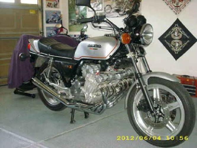 $7,200 1979 Honda CBX 1000