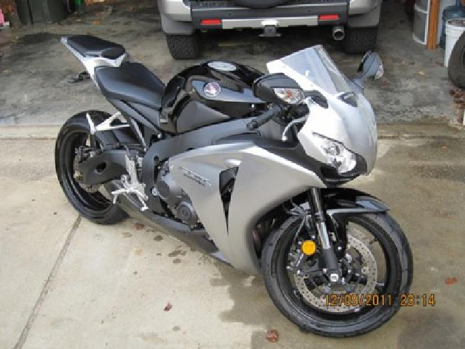 $7 250 2008 Honda CBR1000RR for sale in Raleigh North