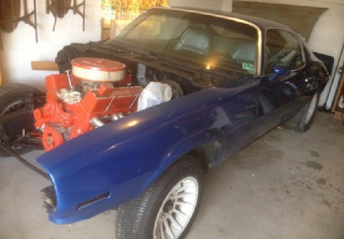 $7,400 1970 Chevy Camaro Project Car