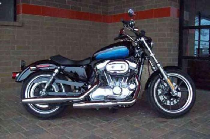 $7,420 2012 Harley-Davidson XL883L Sportster 883 SuperLow ...