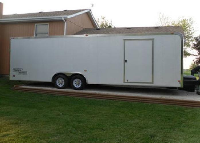 ... Haulmark 28' Enclosed Car Hauler in Kingston, Illinois For Sale