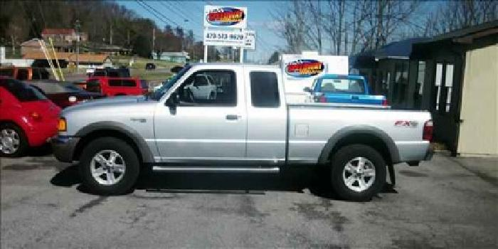 $7,495 Used 2003 Ford Ranger for sale.