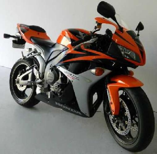 7 495 Used 2008 Honda Cbr600rr For Sale For Sale In Mesa