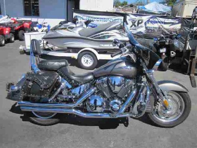 $7,499 2005 Honda VTX1800 -