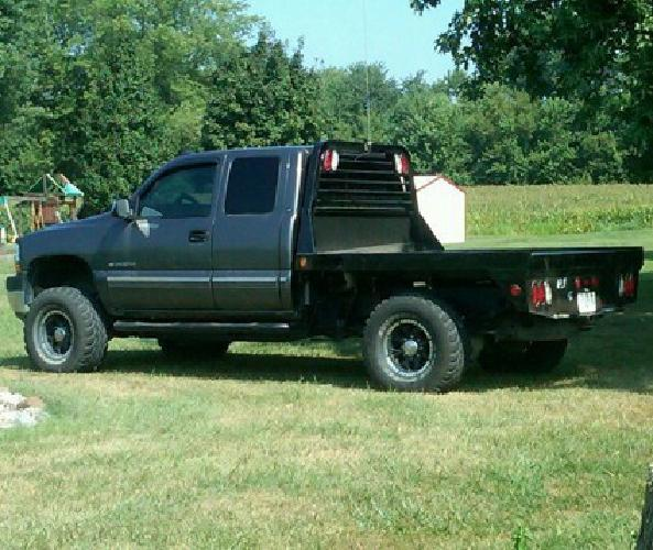 7 500 2001 Chevy 2500hd Ls 6 0l Gas 159000 Miles For Sale