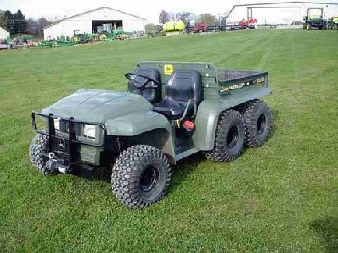 7 500 2001 john deere trail gator for sale in lancaster ohio classified. Black Bedroom Furniture Sets. Home Design Ideas