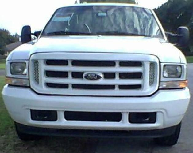 $7,500 2004 F250 Ford Truck, Looks and Runs Great ! CALL TODAY !