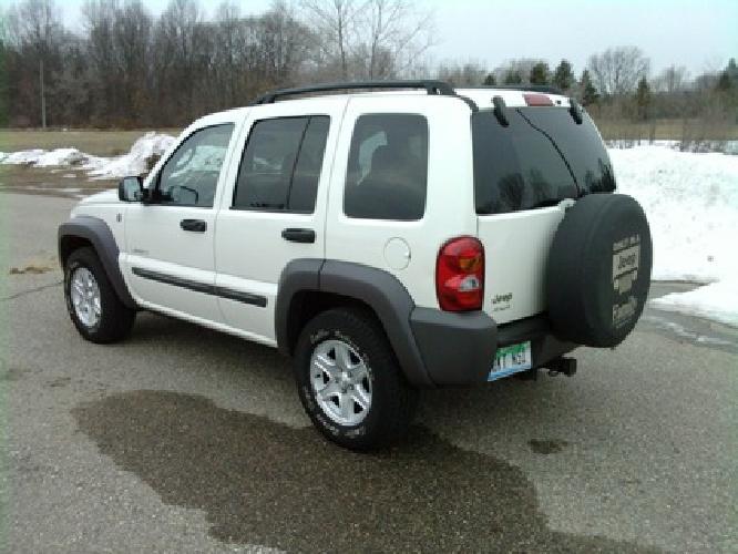 $7,500 2004 Jeep Liberty Sport 4x4 for sale in Kalamazoo ...