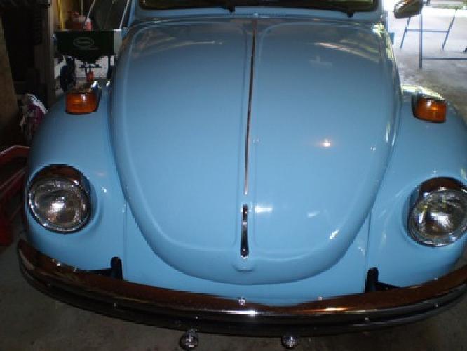 $7,500 OBO 1973 Volkswagon Super Beetle