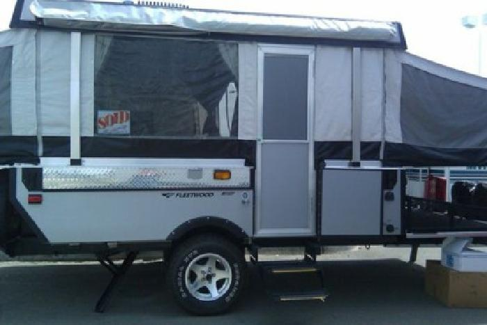 fleetwood evolution tent trailer for sale best rv review