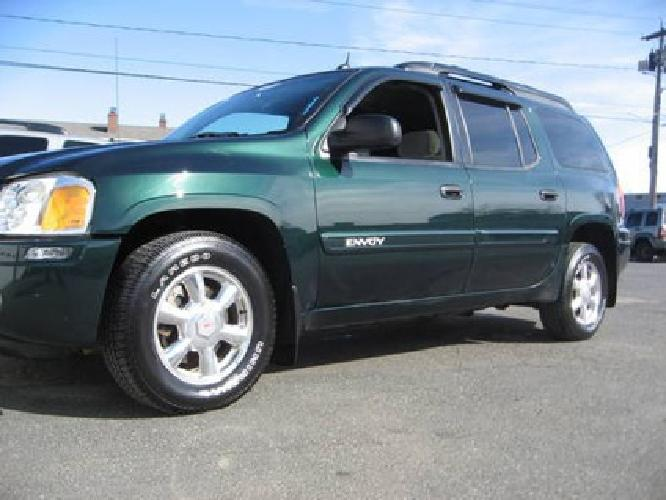 $7,500 One Owner 2004 Gmc Envoy Xl Sle* Rear Dvd*Fully Loaded*