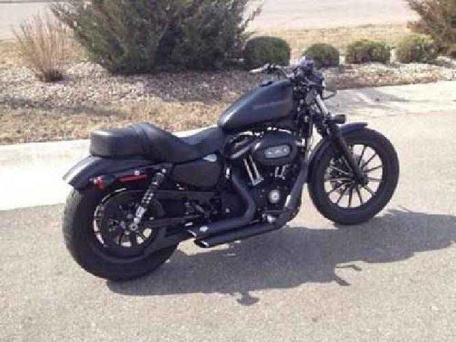 $7,550 2010 Harley Davidson Iron 883