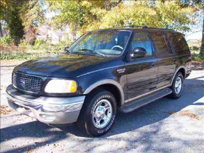$7,795 Used 2000 Ford Expedition for sale.