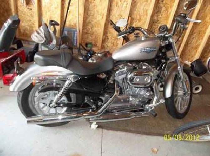 $7,800 2009 Harley Davidson 883 Sportster Low