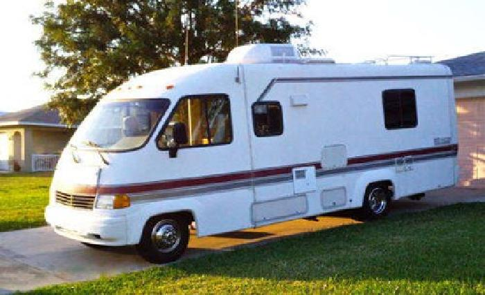 $7,899 1991 Ford Rexhall Vision Recreational Vehicle - good